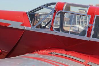 EC-KVR - Fundación Infante de Orleans - FIO British Aircraft Eagle 2