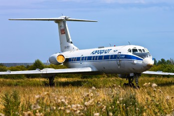RA-65931 - Russia - Air Force Tupolev Tu-134B