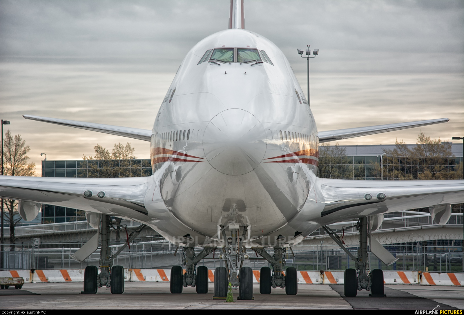 United Arab Emirates - Government A6-HRM aircraft at New York - John F. Kennedy Intl