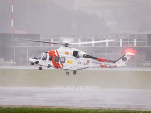 EC-LIS - Spain - Coast Guard Agusta Westland AW139