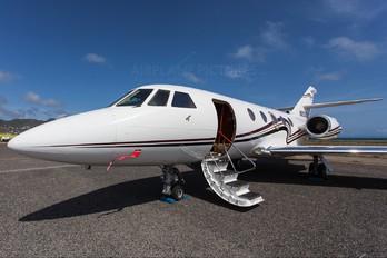 N200CU - Private Dassault Falcon 200