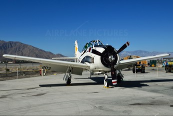 N372C - Private North American T-28B Trojan