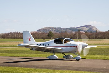 G-BWJH - Private Europa Aircraft Europa