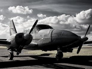 G-CALL - Private Piper PA-23 Aztec