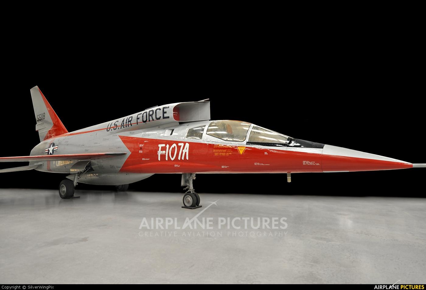 USA - Air Force 55-5118 aircraft at Tucson - Pima Air & Space Museum