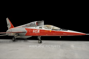 55-5118 - USA - Air Force North American F-107A