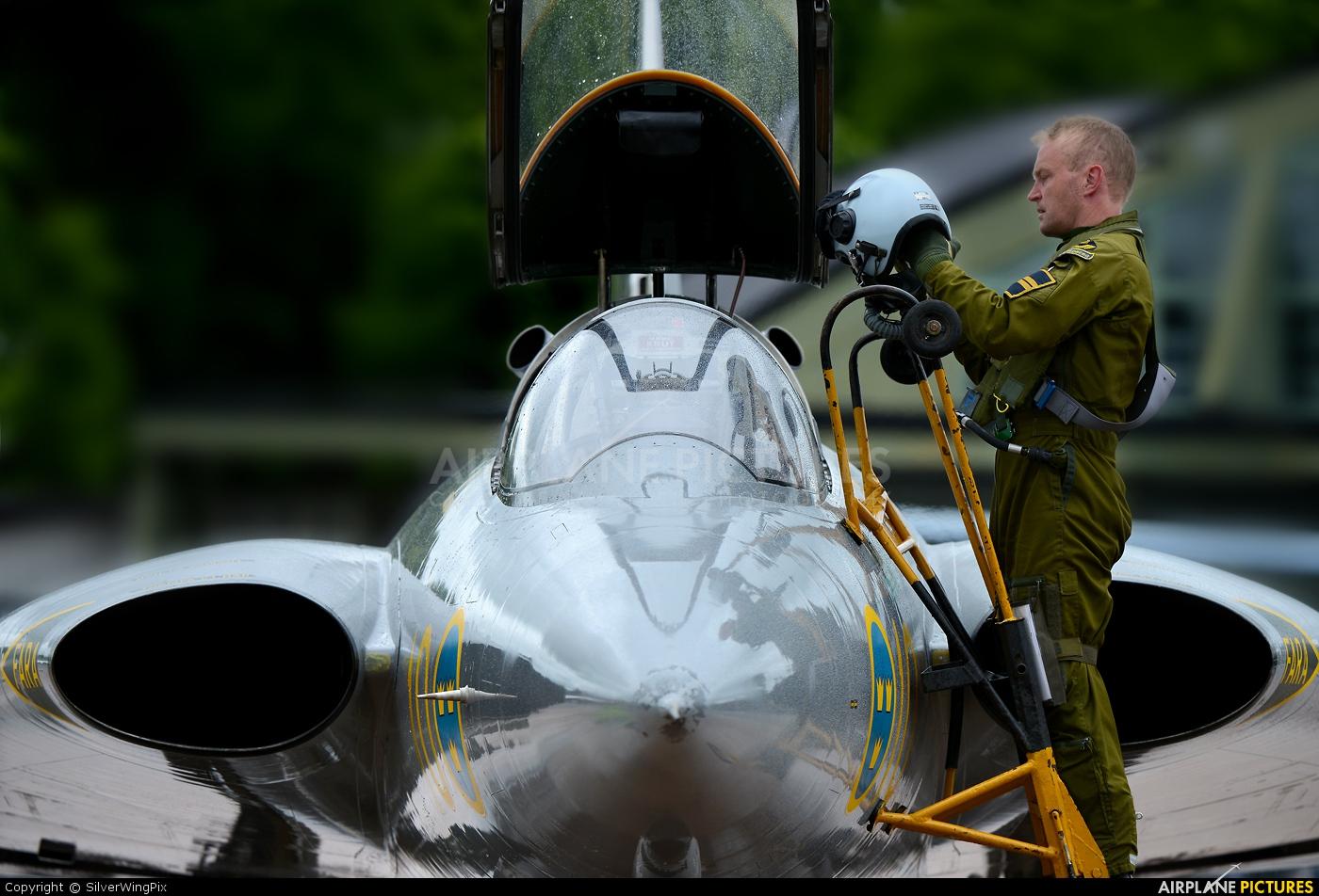 Sweden - Air Force 35556 aircraft at Malmen