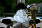 35556 - Sweden - Air Force SAAB J 35J Draken aircraft