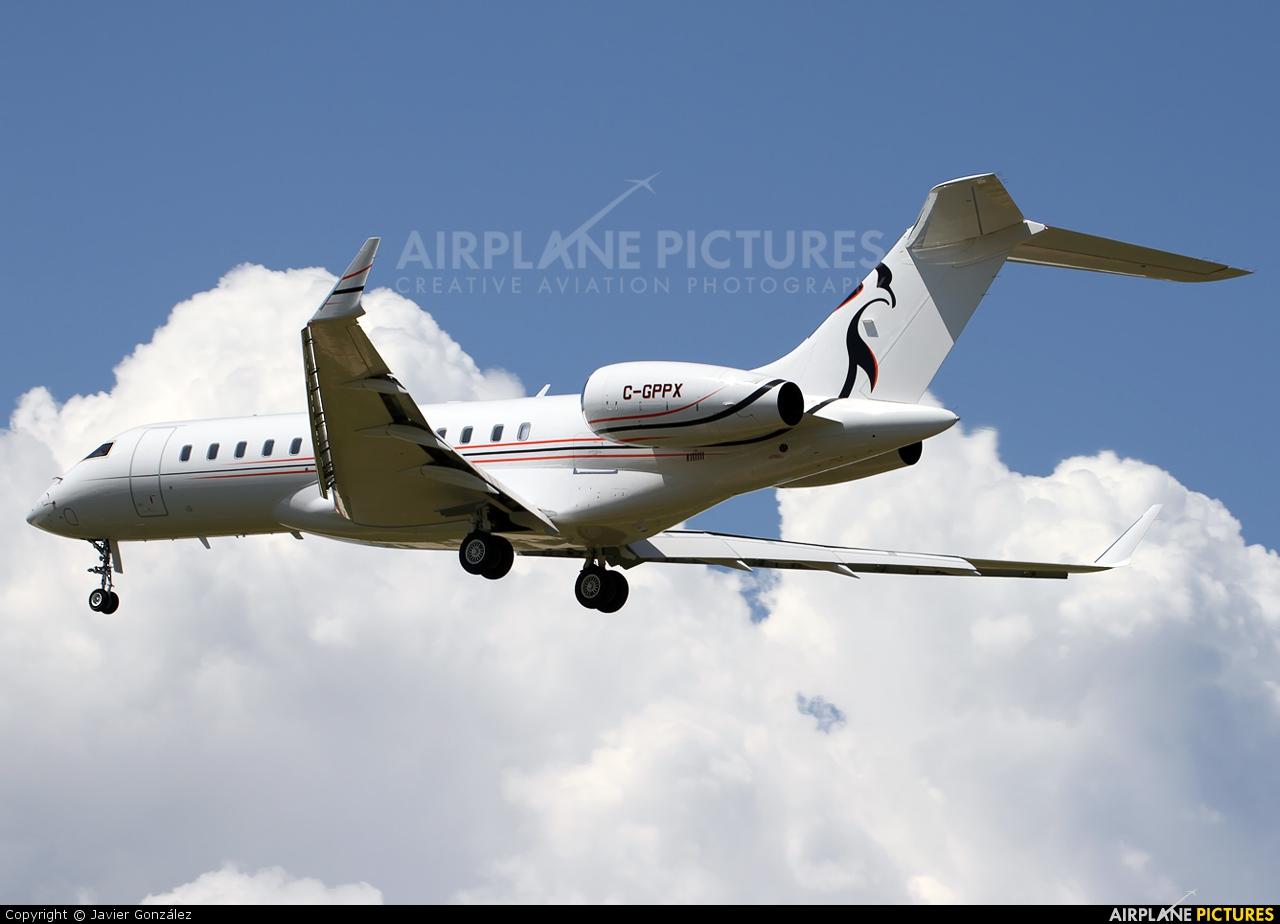 Skyservice Business Aviation C-GPPX aircraft at Barcelona - El Prat