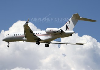 C-GPPX - Skyservice Business Aviation Bombardier BD-700 Global Express
