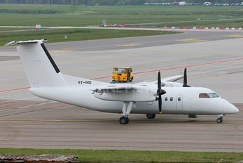 5Y-IHO - 748 Air Services de Havilland Canada DHC-8-100 Dash 8