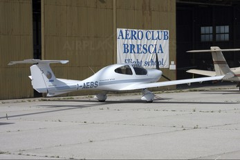I-AEBS - Private Diamond DA 40 Diamond Star