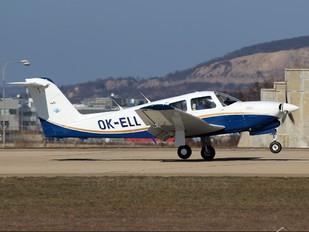 OK-ELL - Private Piper PA-28R Arrow /  RT Turbo Arrow