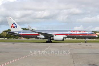 N196AA - American Airlines Boeing 757-200WL