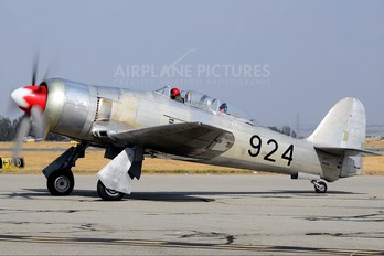 N924G - Private Hawker Sea Fury T.20
