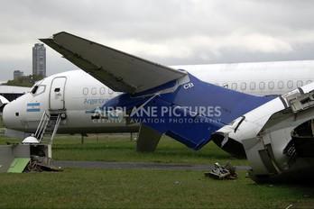 LV-VCB - Austral Lineas Aereas McDonnell Douglas MD-88
