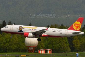 SP-ACK - Bingo Airways Airbus A320