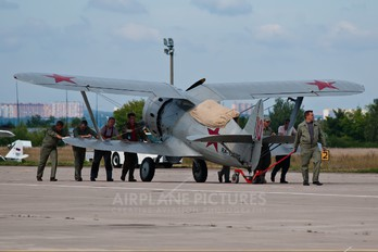 RA-1562G - Private Polikarpov I-153 Chaika
