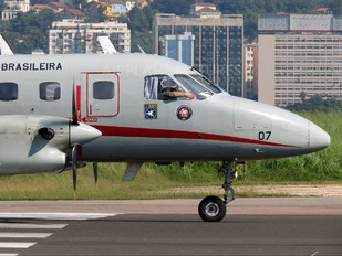 2307 - Brazil - Air Force Embraer EMB-110 EC-95B
