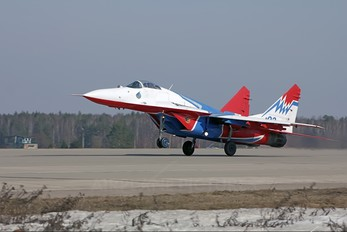 "03 - Russia - Air Force ""Strizhi"" Mikoyan-Gurevich MiG-29"