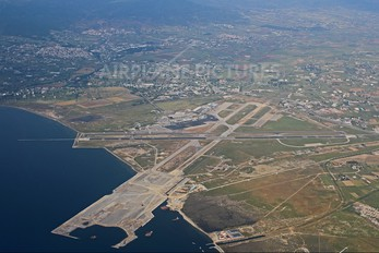 - - Aegean Airlines - Airport Overview - Overall View