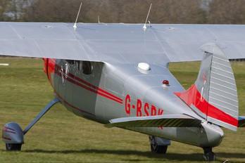 G-BSPK - Private Cessna 195 (all models)