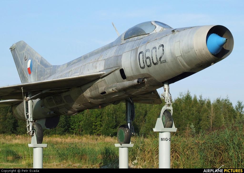 Czechoslovak - Air Force 0602 aircraft at Off Airport - Czech Republic