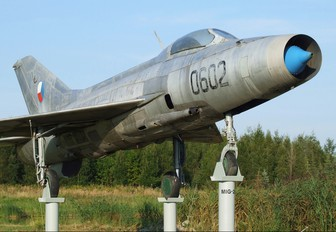 0602 - Czechoslovak - Air Force Mikoyan-Gurevich MiG-21F-13