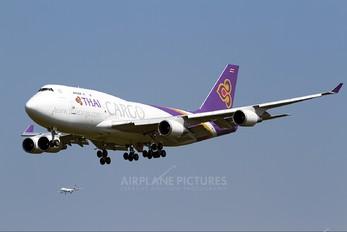 HS-TGH - Thai Cargo Boeing 747-400BCF, SF, BDSF