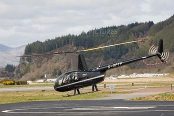 G-OPTF - Private Robinson R44 Astro / Raven
