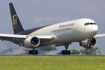 N330UP - UPS - United Parcel Service Boeing 767-300F