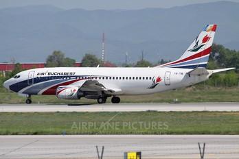 YR-TIB - Air Bucharest Boeing 737-300