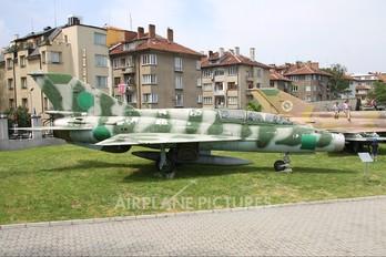 21 - Bulgaria - Air Force Mikoyan-Gurevich MiG-21UM