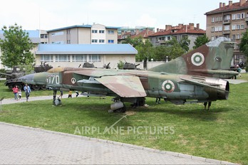 070 - Bulgaria - Air Force Mikoyan-Gurevich MiG-23ML