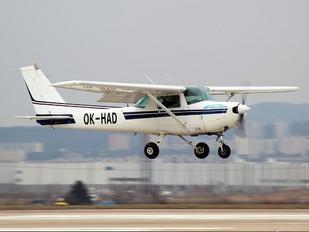 OK-HAD - Private Cessna 152