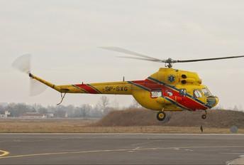 SP-SXG - Polish Medical Air Rescue - Lotnicze Pogotowie Ratunkowe Mil Mi-2