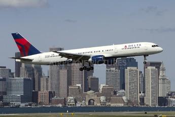 N603DL - Delta Air Lines Boeing 757-200