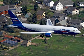 4K-SW880 - Silk Way Airlines Boeing 767-300F