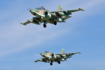 33 - Russia - Air Force Sukhoi Su-25UBK