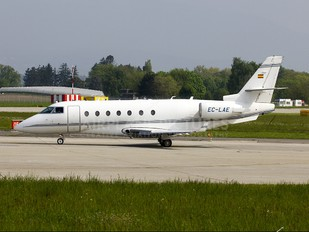 EC-LAE - Private Gulfstream Aerospace G200
