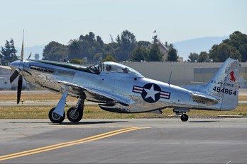 N4223A - Private North American P-51D Mustang