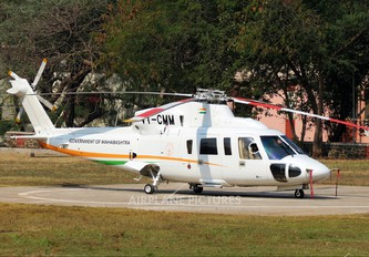 VT-CMM - India - Government Sikorsky S-76