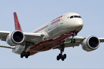 VT-ANI - Air India Boeing 787-8 Dreamliner