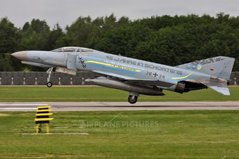 38+28 - Germany - Air Force McDonnell Douglas F-4F Phantom II