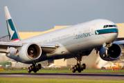 B-KPO - Cathay Pacific Boeing 777-300ER aircraft