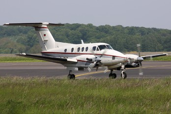 D-IRIS - Private Beechcraft 90 King Air