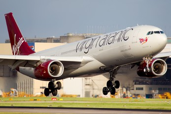 G-VGEM - Virgin Atlantic Airbus A330-300