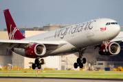 G-VGEM - Virgin Atlantic Airbus A330-300 aircraft