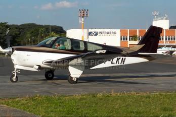 PT-LKN - Private Beechcraft 33 Debonair / Bonanza