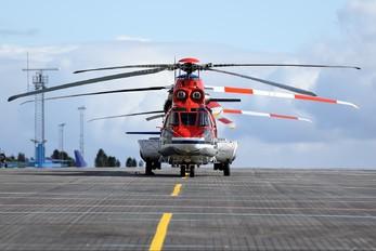 LN-OHA - CHC Norway Eurocopter AS332 Super Puma
